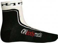 Giessegi Radsport-Socken schwarz