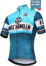Giro 2016 Kurzarmtrikot Dell Agnello Stage 1