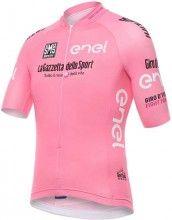 Giro 2016 Kurzarmtrikot Maglia Rosa 1