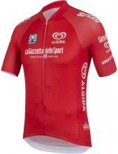 Giro 2016 Kurzarmtrikot Maglia Rossa 1