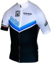Giro d'Italia 2014-Fashion Kurzarmtrikot (langer Reißverschluss) - Santini
