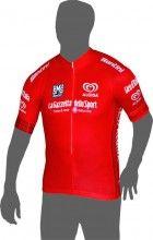Giro d'Italia 2014 MAGLIA ROSSA (rot) - Santini Kinder-RadsportKurzarmtrikot