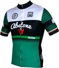 Giro d'Italia 2015 - La Spezia - Abetone - Etappentrikot - Santini Radsport Kurzarmtrikot
