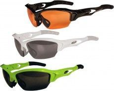 Endura Radbrille GUPPY - 3-Gläser-Set