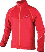 ENDURA Hummvee Convert Jacket (Kombi-Jacke) rot