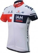 IAM Cycling 2016 Kinder-Kurzarmtrikot 1
