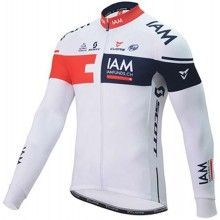 IAM Cycling 2016 Langarmtrikot 1