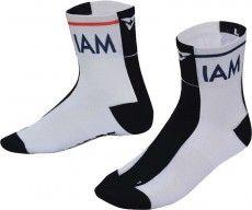 IAM CYCLING 2015 Socken - Cuore Radsport-Profi-Team
