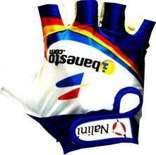 iBanesto 2002 Handschuh (Kurzfingerhandschuh) - Nalini Radsport-Profi-Team