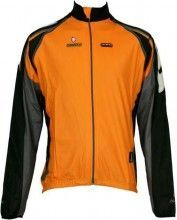 NALINI PRO Kinder Radsport-Kombi-Jacke ERULA orange