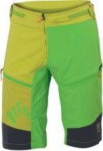 Karpos RAPID Bike Shorts grün/anthrazit 1