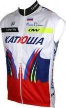 KATJUSCHA 2015 Wind-Weste - Oneway Radsport-Profi-Team