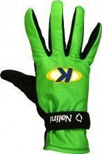 Kelme 2003 winter long finger gloves mantotex - Nalini professional cycling team