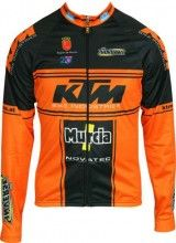 KTM-MURCIA Inverse Radsport-Profi-Team - Langarmtrikot