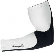 Campagnolo Winter-Armwärmer weiß