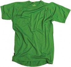 Endura Kurzarm-Unterhemd BAABAA MERINO grün