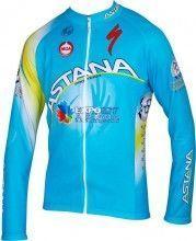 ASTANA-TOUR 2013 MOA Radsport-Profi-Team - Langarmtrikot