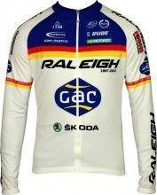RALEIGH 2012 MOA Radsport-Profi-Team - Langarmtrikot