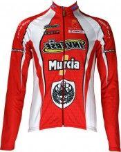 MURCIA Inverse Radsport-Profi-Team- Langarmtrikot