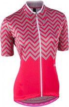 Nalini Damen Kurzarmtrikot Wave Lady Jersey pink 4755 1