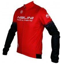 Übergröße Nalini PRO ADHARA B Fahrrad Winterjacke rot (I17-4100)