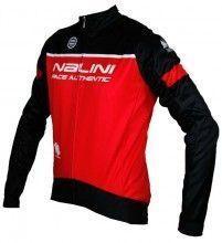 Übergröße Nalini PRO CANOPO B  Fahrrad Winterjacke rot (I17-4100)