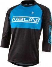 Nalini Kurzarmtrikot Trail Jersey Medium SL blau 4290 1
