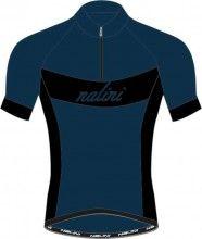Nalini PRO Damen-Kurzarmtrikot OLDLACE blau 1