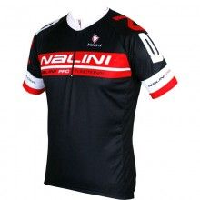 Nalini Pro Special Draconis Radtrikot kurzarm schwarz/rot 1