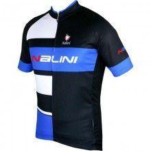 Nalini Pro Special TOSCANA Radtrikot kurzarm schwarz blau 1