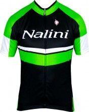 Nalini RAINBO Kurzarmtrikot schwarz/grün 1
