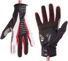Nalini Winterhandschuh PRIME Thermo Glove schwarz rot weiß 1