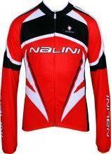 Nalini CLASSIC STRESA 1 Langarmtrikot rot