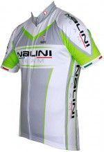 Nalini CLASSIC TAORMINA 2 Kurzarmtrikot weiß/grün