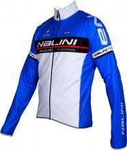 Nalini PRO TERRES Thermo-Winterjacke blau