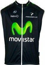 MOVISTAR 2013 Nalini Radsport-Profi-Team - Wind-Weste