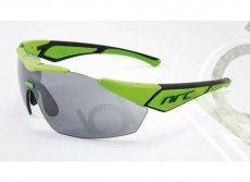 NRC Rad-/ Sportbrille X1.HAL schwarz/grün 1