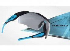 NRC Rad-/ Sportbrille X1.MORTIROLO schwarz/blau 1