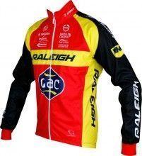 Raleigh-Gac 2015 Radsport-Winterjacke 1