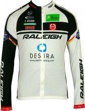 RALEIGH 2013 MOA Radsport-Profi-Team - Langarmtrikot