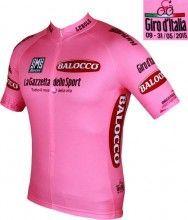 Giro d'Italia 2015 MAGLIA ROSA Kurzarmtrikot - Santini Radsport
