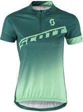Scott Endurance 40 ssl Womens Shirt Kurzarmtrikot Damen 5475 gru
