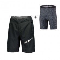 Scott ENDURANCE Bike Shorts schwarz 1