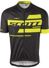 Scott Kurzarmtrikot RcTeam 10 ssl Shirt schwarz gelb 5024 1
