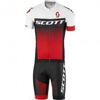 Set Scott RC PRO Radsportset schwarz rot 1