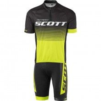 Scott RC TEAM Radsportset schwarz gelb 1