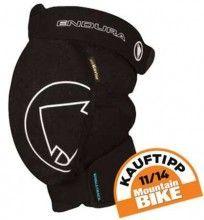 Endura SINGLETRACK Knee Protector - Knieschoner (E1108BK)