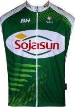 SOJASUN 2013 Nalini Radsport-Profi-Team - Wind-Weste