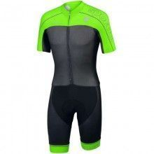 Sportful BODYFIT PRO Zeitfahranzug schwarz/neongrün 1