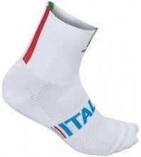 Sportful ITALIA 12 Radsport Socken weiss 1